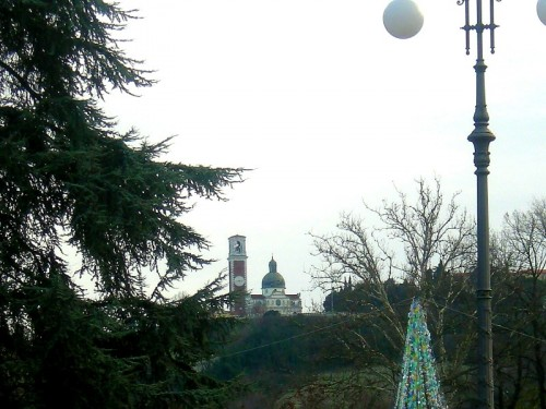 Vicenza - Panorama su Monte Berico