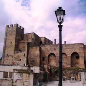 Il Castello in primo piano