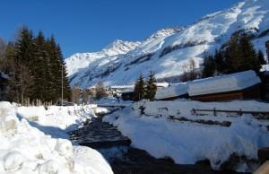 paradiso degli sciatori