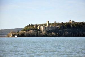 Il castello dell'isola Maggiore