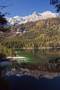 I colori del lago di Tovel