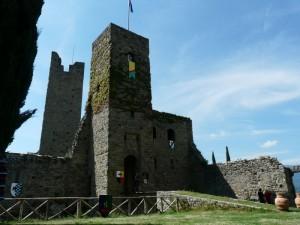 Romena, il Castello