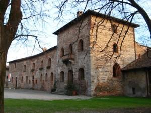 Corneliano - Il castello