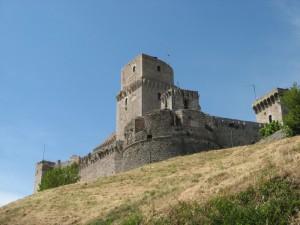 Assisi - La rocca