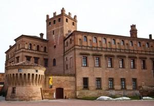 Castello di Carpi - Un particolare