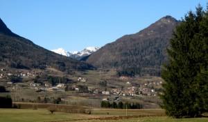 Rango e Cavrasto protetti  dal monte S.Martin