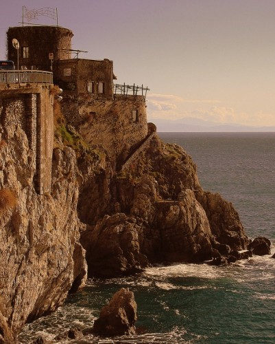 Amalfi - Torre saracena