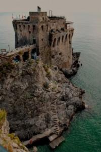 Maiori, la torre normanna