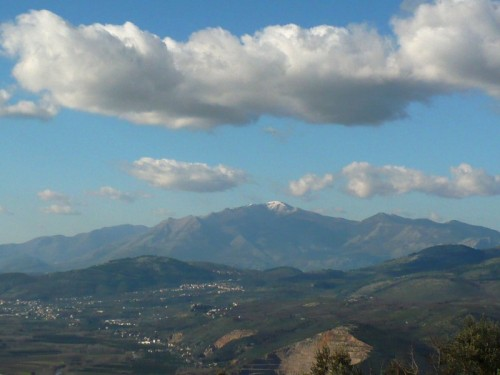 Castelforte - Valle di Suio