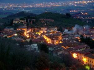 Scende la notte a Carmignano!