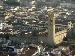 Il Palazzo del Capitano del Popolo.