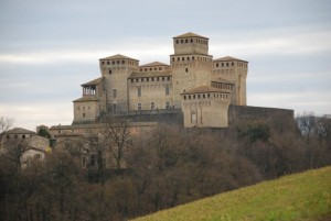 un saluto al castello…