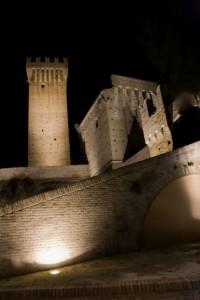 Castello di mOntefiore - Recanati -