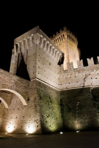 Night -  Castello di Montefiore