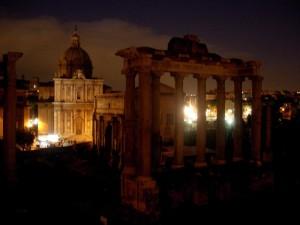 la Roma che emoziona
