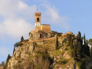 Brisighella - La Torre dell'Orologio