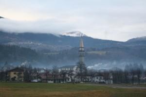 tra fumo e nuvole