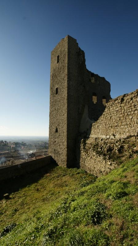 ''l'antica Rocca papale'' - Montefiascone