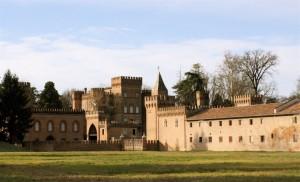 Il Castello Carrobbio a Massa Finalese