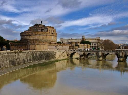 Roma - Dietro c'è il Palazzaccio