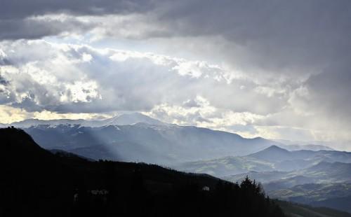 Zocca - nuvole al galoppo