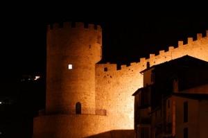 Castello di Itri torre del coccodrillo