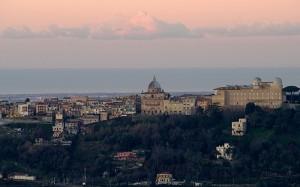 Il palazzo Papale e la sua chiesa