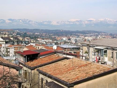 Cosenza - Cosenza e le montagne