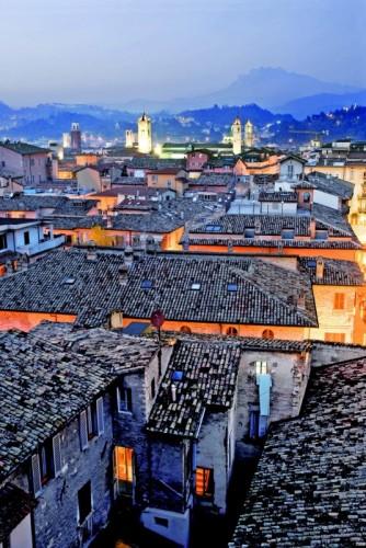 Ascoli Piceno - Tetti e torri