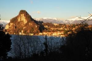Panorama di Castelveccana