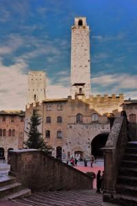 "La torre "" Rognosa"""