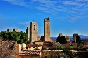 Le guardie del borgo antico