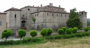 Il Castello e la Rocca (XVIII e XV sec.)