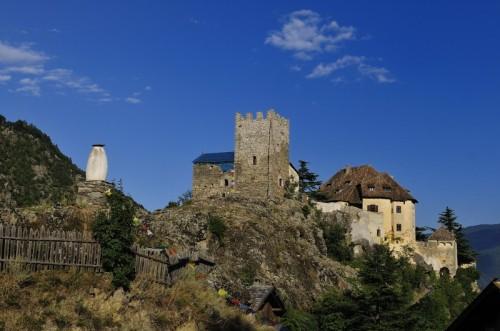 Castelbello-Ciardes - La rocca di Messner