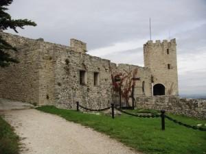 vista del Castello di Salle