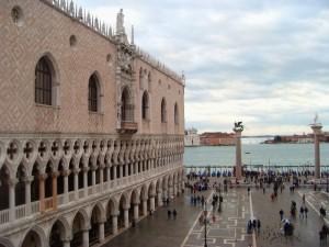 Panorama da Piazza S.Marco