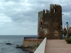 La Torre di Santa Lucia.