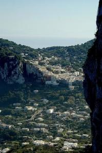 Paesaggio da Anacapri