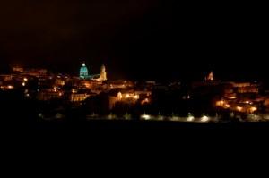 Ragusa_Ibla di notte