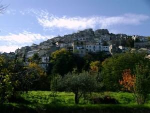 Vista di Pretoro.