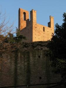 La punta di Torre Donà