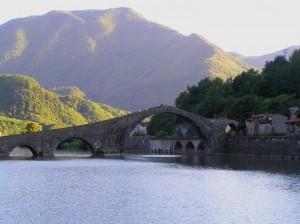 Il Ponte del Diavolo (o della Maddalena)