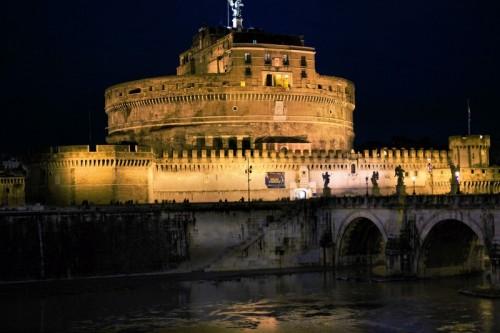 Roma - Il castello e il suo fiume