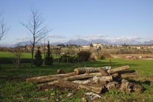 Colloredo in panorama e attività rurale