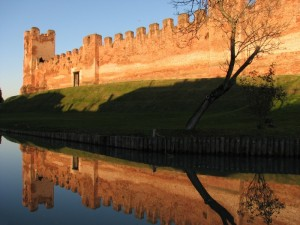 Tramonto a Castelfranco Veneto