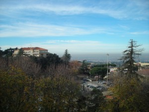 Veduta da Frascati
