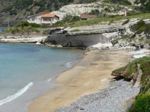 Marina di Arbus - Punta Sa Calada Bianca - Fossa di Funtanazza