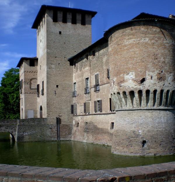 ''La Rocca dei Sanvitale (XIV-XV sec.)'' - Fontanellato