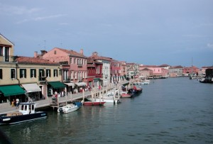 Canale a Murano