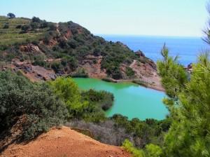 Le verdi acque di Terranera